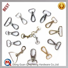 Small Metal Snap Dog Hook For Bags