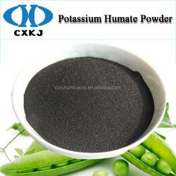 Complete Water Solubility Potassium Humate Leonardite Extracted