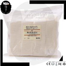 Ecig accessories Japanese Organic Cotton Wick ecig Muji cotton with factory price