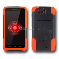 T stand robot hybrid combo kickstand cover case for LG Optimus L9 P769