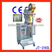 JT-240L cooking oil liquid packing machine