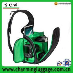 HOT 2015 New Arrival DSLR Sling Polyester Waterproof Camera Bag