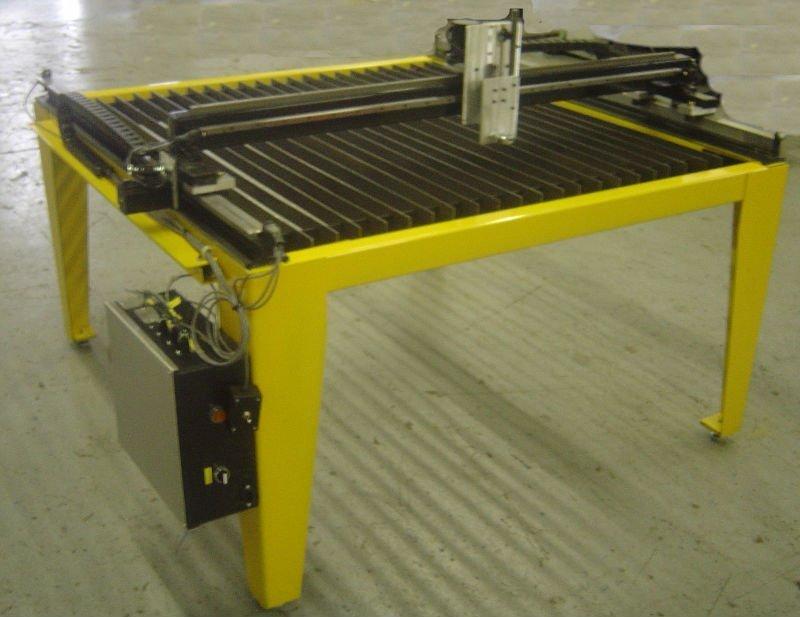4x4 Cnc Plasma Cutting Table Kit Buy Plasma Cutting