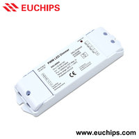 China supplier 12-24vdc 5A 4 channel constant voltage dali dimmable led strip driver