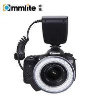 Commlite Macro Ring LED Flash Light / Camera Flash Light For Sony Camera