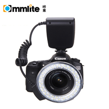 Commlite Macro Ring LED Flash Light / Camera Flash Light For Sony Camera
