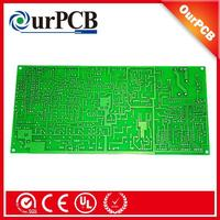 A 4 layer (2 layers plus ground/power planes) PCB order