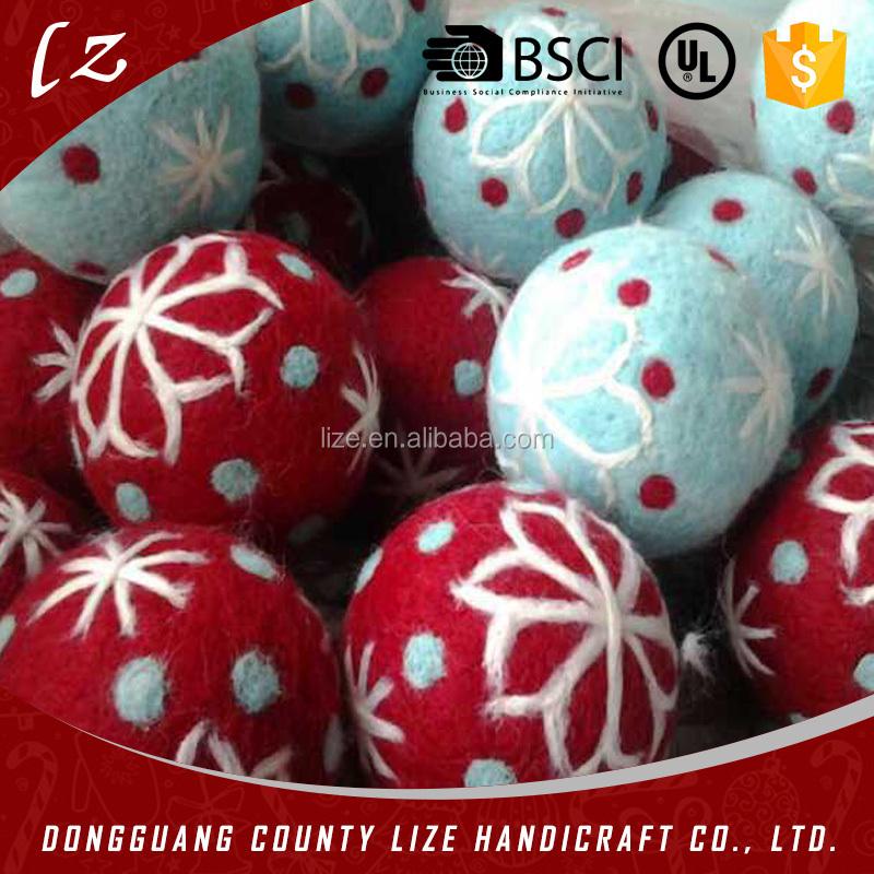 wholesale_shatterproof_christmas_ball_ornaments_xmas_decoration dw214 0081 8cm 2 description of handmade christmas balls