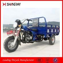 Shineray OEM service cargo use 150cc motorcycle with three wheels