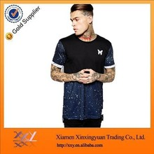 Design Own Your Clothing OEM Factory Top Fashion Men T Shirt
