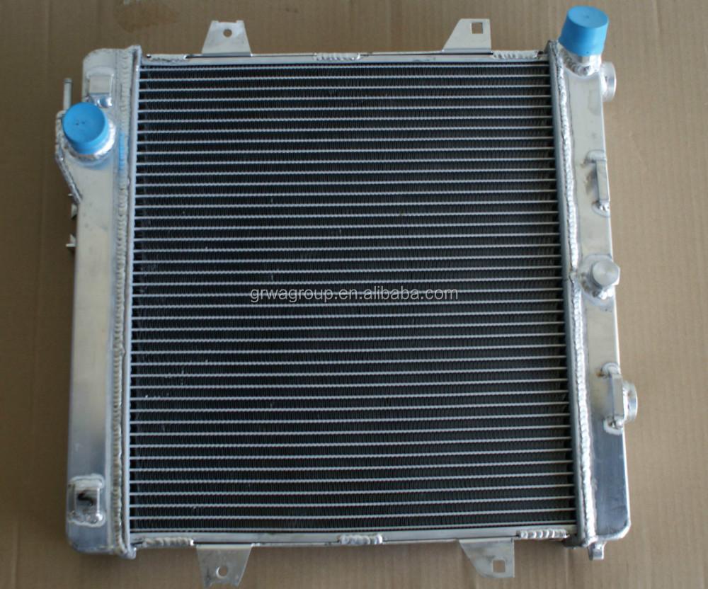Radiateur en aluminium plein pour bmw e30 m3 87 91 auto for Film isolant pour radiateur