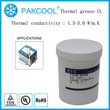 Exceptional value thermally conducitity Addition Cure silicon grease paste for solar