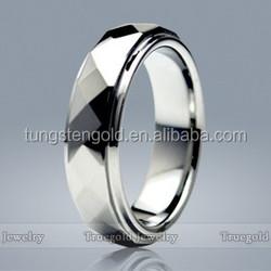 New Design Fashion Jewelry Tungsten Big Rings