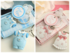 Adorable Onesie Key Chain Favor for baby gift and newborn baby shower favor