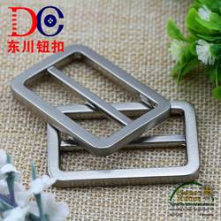 Metal Luggage Strap with Metal Buckle for Belt and Bags