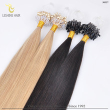 Beauty works Italian Glue Cheap Wholesale Double Drawn remy hair extensions italian keratin aaaa