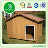 DXDH003 Exquisite Asphalt Roof Waterproof Dog Kennel For Sale Made Of Fir Wood