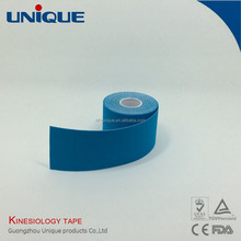 sport tape kinesiology muscle tape,4 way stretch nylon super elastic 5cm*5m