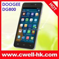 Best 4.5 Inch MTK6582 Quad Core Android 4.4 OTG 13MP Camera DOOGEE DG800 Smartphone