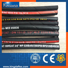 Stainless steel braided European quality high pressure car wash hose for car washing fast delivery with OEM service