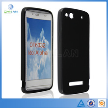 Ultra Slim Crystal Clear Protective Case Cover For Alcatel One Touch idol alpha 6032X OT6032