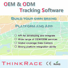 Advance personal gps tracker vehicle tracking system software /gps tracking systems/gps tracker by Thinkrace