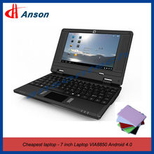 "Mini Laptop 7"" Via 8880 Android 4.2 OS"