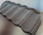 Contemporânea promocional leve telha / revestida de pedra telhas de aço