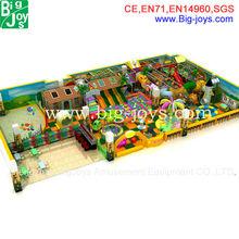 comercial grande modular juegos, laberinto, niños modular juegos para centro comercial