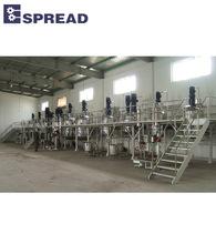 Full Water based coatings production equipment