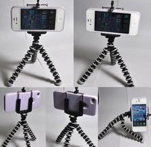 selfie stick tripod,Selfie mini octopus tripod, Digital camera and mobile phone bracket clip stand holder