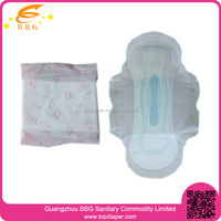 The best quality cheap price sanitary napkins