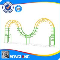 kids game spider web merry go round playground net climber equipment for sale