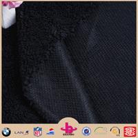 100 polyester super soft sherpa fleece faux fur fabric/sherpa lining fabric