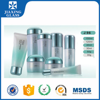 Glassware Manufacturer custom design cosmetic glass bottles and jars