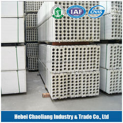 Chaoliang interior wall panel fire proof lining material for container home