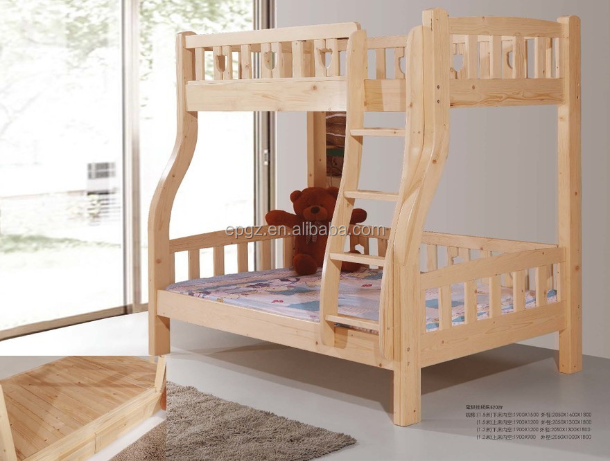 Adult wood bunk bed cheap price on sale buy adult wood for Cheap bunk beds for sale