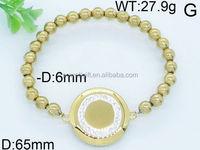 Uptown girl rorty poker bracelet stainless steel