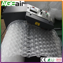 perfect protective packaging air buffer cushion machine/pillow filling machine