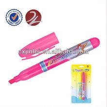 Nctive demand highlighter non-xylene marker pen