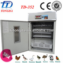 Codorniz granja / codorniz incubadora de huevos de la máquina de aves de corral incubadora
