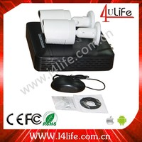 Security CCTV H.264 HD 2CH Mini DVR KIT with IR-CUT