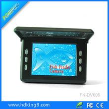 Portable camera Fish Finder Depth Underwater Fishing Camera Sounder Alarm Transducer Fishfinder 50M