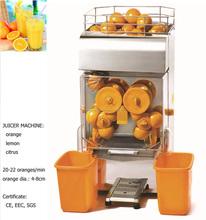 Commerciale Juicer arancione, macchina per fare il succo d'arancia