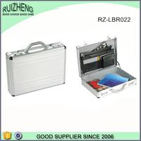 2015 fashion aluminum laptop briefcase