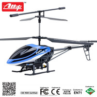 Attop radio control 3ch helicopter with gyro