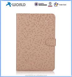 Diamond Pattern Folio magnetic Smart Case Cover For Apple Ipad Mini 4