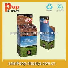 Hot sale display dump bin with base