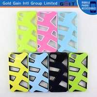 Colorful Cool Summer TPU+PC Bumper Frame For Samsung N9005 Bumper Case