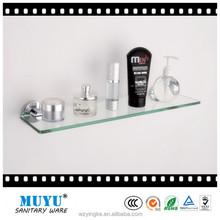 zinc bathroom accessories set glass shelf bathroom shelf